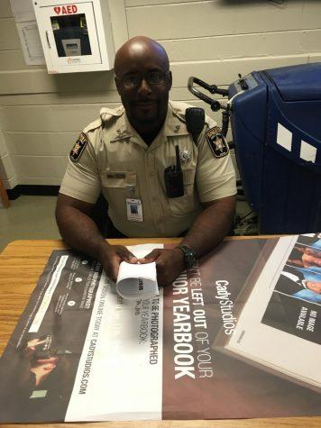 Officer Chris Alford