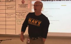 Teacher Spotlight : Commander Melton