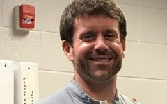 New Football Coach: Michael Perry