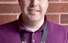 Teacher of the Year 2018-19  Daniel Stainback