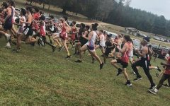 Cross Country at East Hall