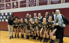 Competitive Cheer Competes in Columbus