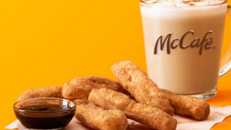 McDonald's Gets into the Season