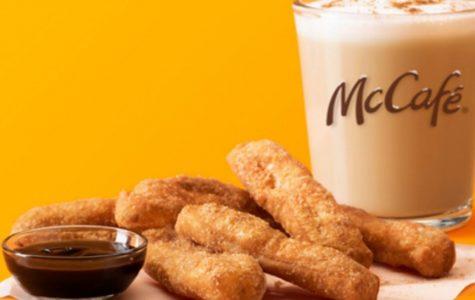 McDonald's Gets into the Season