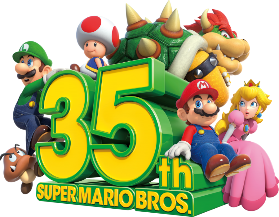 Super Mario Bros. 35th Anniversary