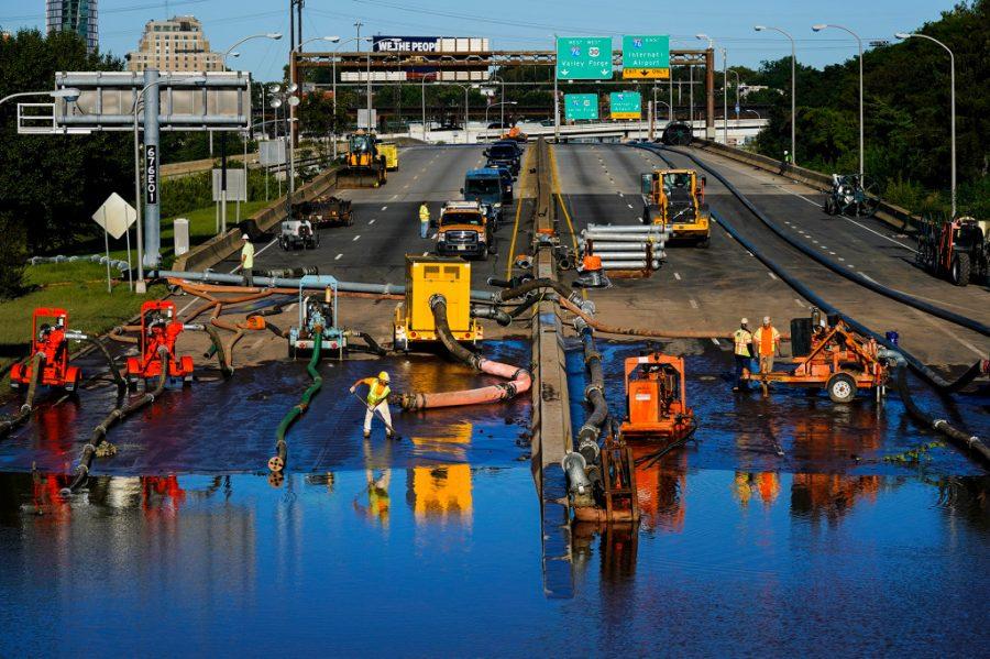 Race for Recovery: Restoration Following Hurricane Ida's Destruction